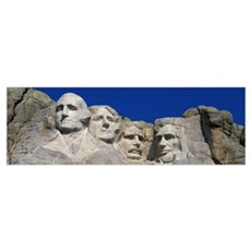 Mount Rushmore SD Framed Print