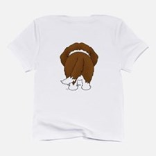 Big Nose St. Bernard Infant T-Shirt