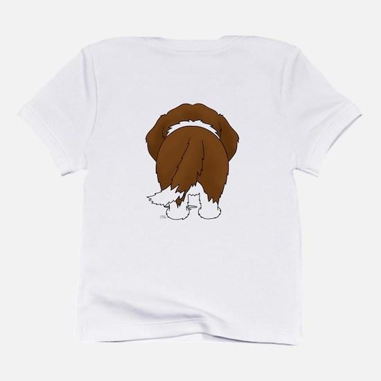 Big Nose St. Bernard Infant T-Shirt