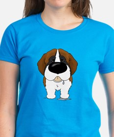 Big Nose St. Bernard Tee