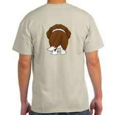Big Nose St. Bernard T-Shirt