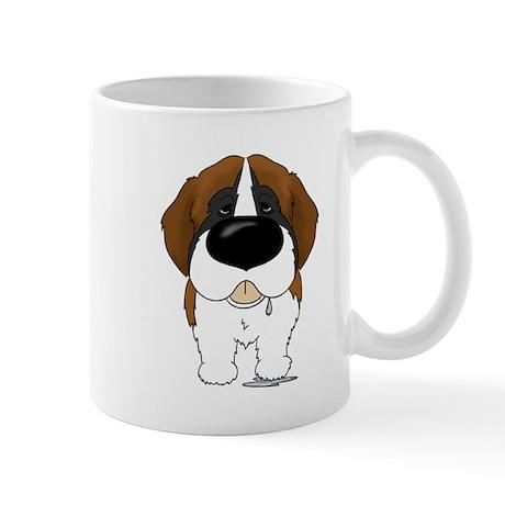 Big Nose St. Bernard Mug
