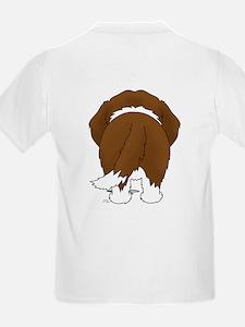 Big Nose St. Bernard T-Shirt