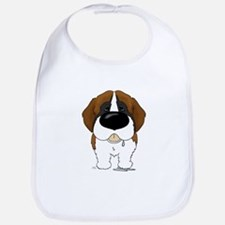 Big Nose St. Bernard Bib