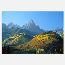 Colorado, Uncompahgre National Forest, Mount Sneff
