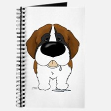 Big Nose St. Bernard Journal