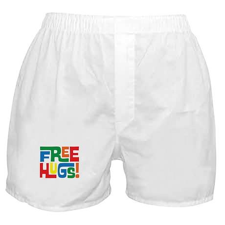 FREE Hugs!! Boxer Shorts
