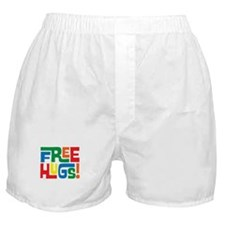 FREE Hugs!! Boxer Shorts