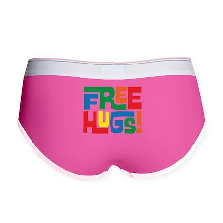 FREE Hugs!! Women's Boy Brief