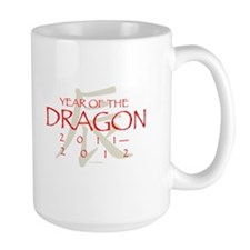 Tatsudoshi - Year of the Dragon Mug