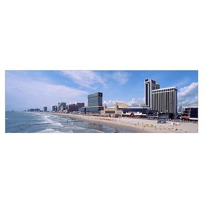 Atlantic City NJ Poster