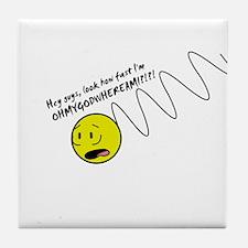 Heisenberg Tile Coaster