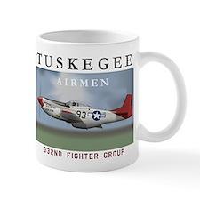 Tuskegee Airmen Small Mug