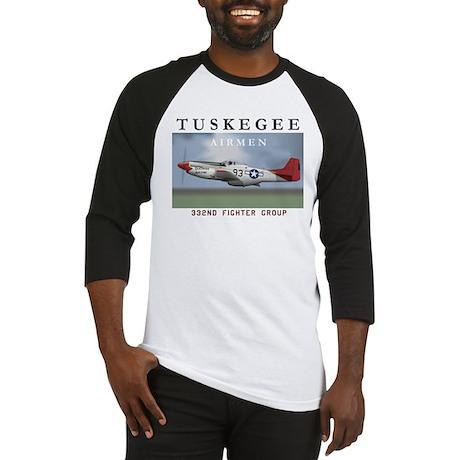 Tuskegee Airmen Baseball Jersey