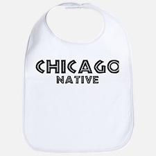 Chicago Native Bib