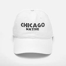 Chicago Native Baseball Baseball Cap