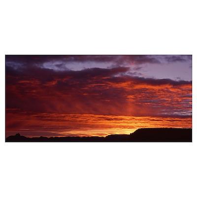 Sunrise Grand Canyon National Park AZ Poster
