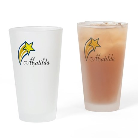 Matilda Drinking Glass