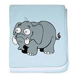 Elephant baby blankets Blanket