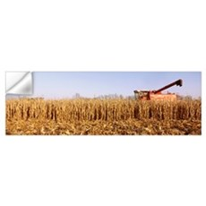 Tractor McHenry County IL Wall Decal