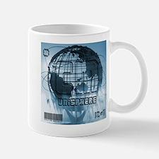 New York City Unisphere Globe Mug