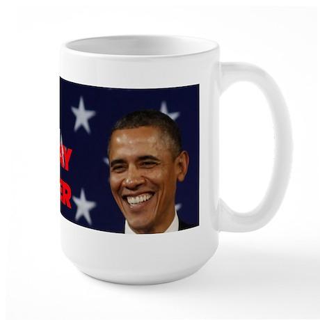 Barack Obama 2012 Large Mug