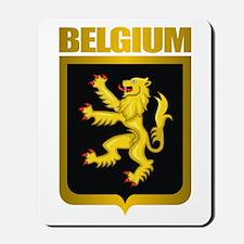 """""""Belgian Gold"""" Mousepad"""