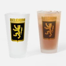 """Belgian Gold"" Drinking Glass"