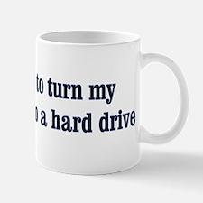 Who wants to turn my floppy d Mug