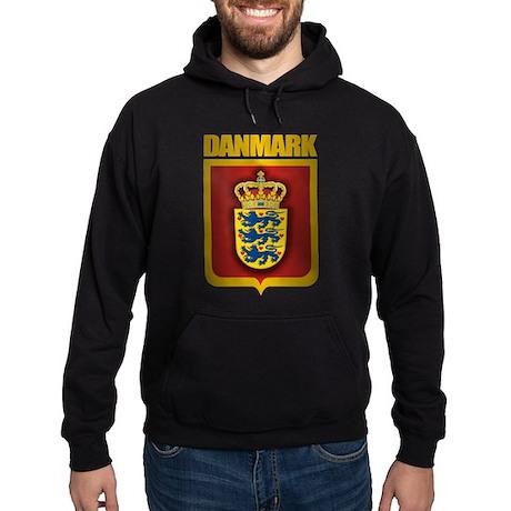 """""""Danish Gold"""" Hoodie (dark)"""