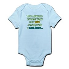 Awkward Cool Story Infant Bodysuit