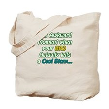 Awkward Cool Story Tote Bag
