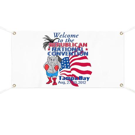 Republican Convention Banner