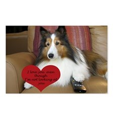 Remote Control Love Postcards (Package of 8)