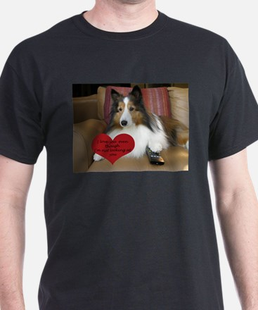 Remote Control Love T-Shirt