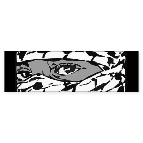Intifada Bumper Sticker