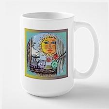 Window of Faith Mug