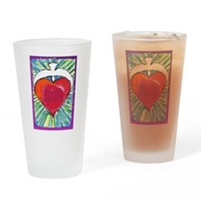 U R Worth it! Drinking Glass
