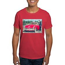 Red Studebaker on T-Shirt