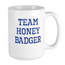 Team Honey Badger Mug