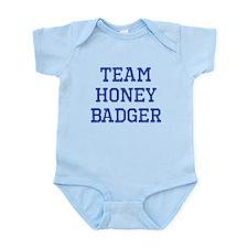 Team Honey Badger Infant Bodysuit