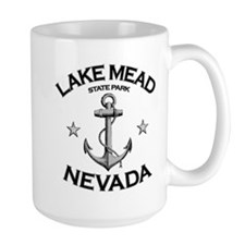 Lake Mead State Park, Nevada Mug