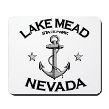 Lake Mead State Park, Nevada Mousepad