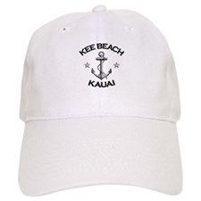 Kee Beach, Kauai, Hawaii Baseball Cap