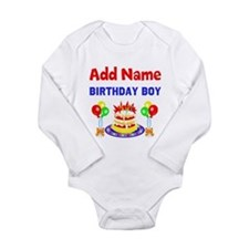 PERSONALIZE THIS Onesie Romper Suit