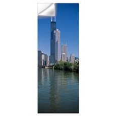 Chicago IL Wall Decal