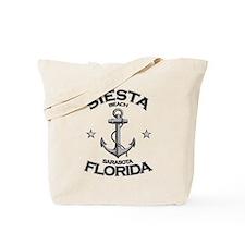 Siesta Beach, Sarasota, FL Tote Bag