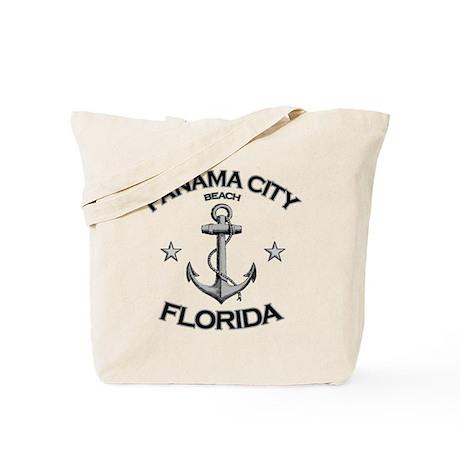Panama City Beach, Florida Tote Bag