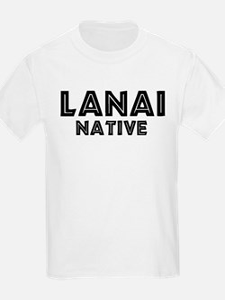 Lanai Native Kids T-Shirt