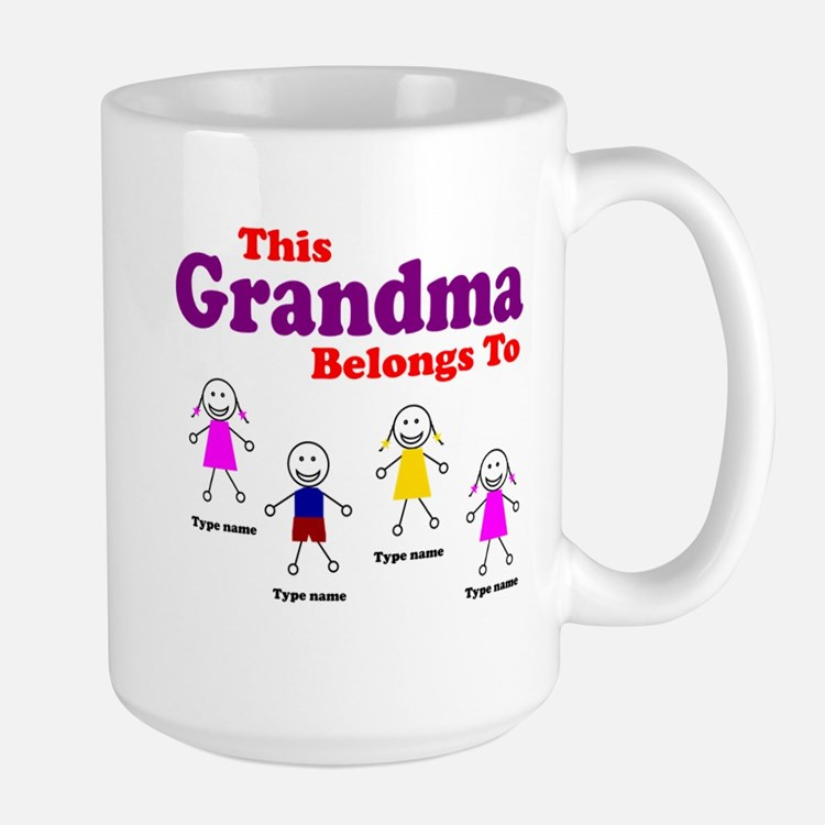 Gifts For This Grandma Belongs To Unique This Grandma